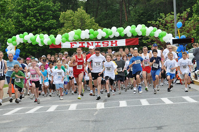 Shipley's Choice Technology Trot 5K 2014